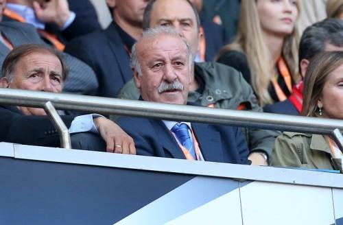 デル・ボスケ、スペイン代表のW杯23名メンバーはまだ明かさず