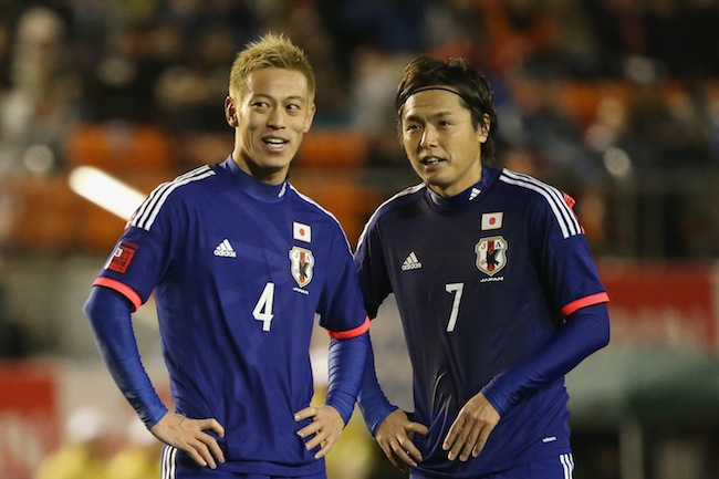 W杯前の国内ラスト試合、日本と...