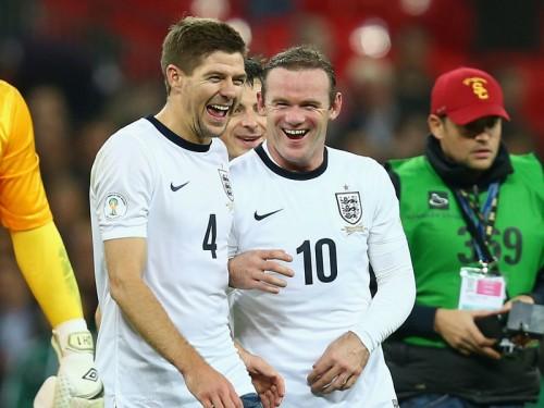 W杯臨むイングランド代表発表…ルーニーやジェラード、18歳ショーら
