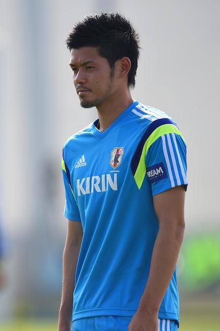 日本代表MF山口、3選手の合流に「中心選手が来てピリッとした」
