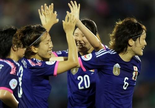 なでしこ、アジア杯初制覇…岩清水が2戦連続決勝弾、豪に完封勝利