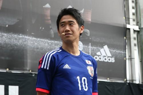 香川、W杯初戦の重要性を強調「前回も勝って勢いに乗っていた」