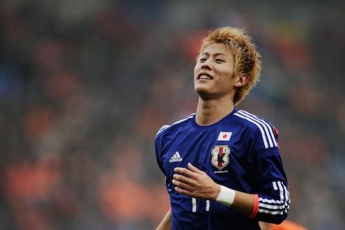 初のW杯出場にセレッソ柿谷「日本を代表して試合を勝ちぬく」