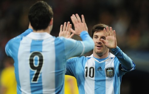 アルゼンチン代表、W杯予備登録30名にメッシやアグエロら選出