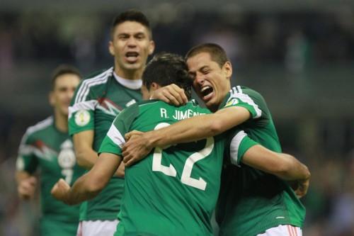 メキシコ代表のW杯メンバー23名が発表、マンUのエルナンデスら