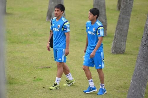 変化を語る岡崎、本田らのモチベーションは「チームにとってプラス」