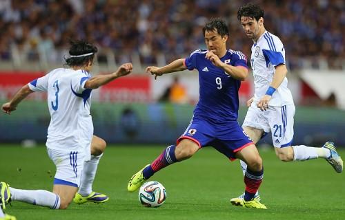 リヴァプールがW杯の注目選手として日本代表FW岡崎を紹介