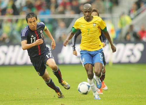 W杯制覇へブラジル代表MF「再び誇らしい瞬間を共有したい」