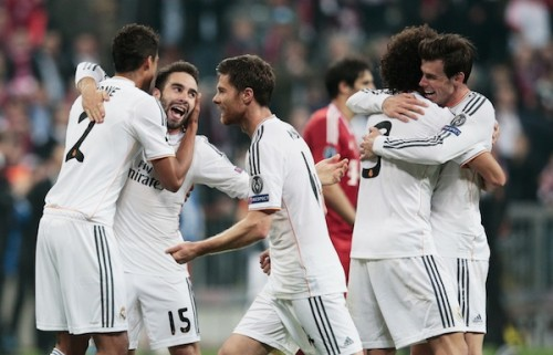 3冠獲得を狙うレアル、今シーズン公式戦150ゴールを記録