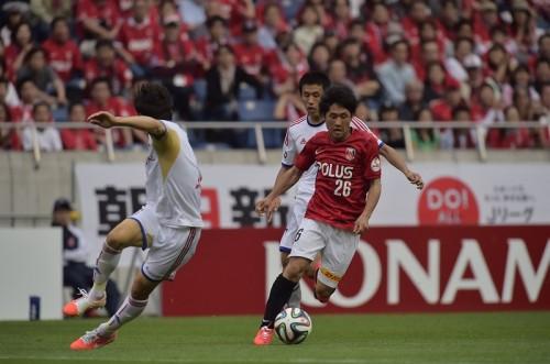 U19日本代表に待望の中村航輔が復帰、浦和の関根も選出