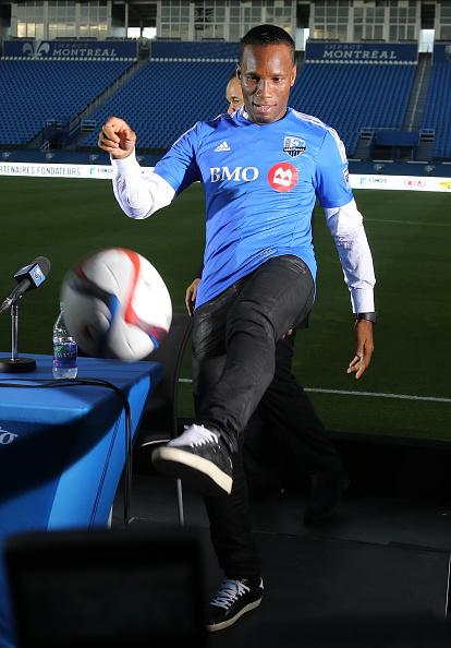 Didier Drogba Joins Montreal Impact