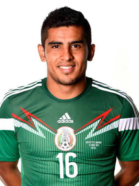 Mexico Portraits - 2014 FIFA World Cup Brazil