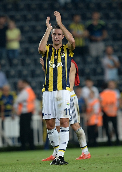 Fenerbahce vs Eskisehirspor - Turkish Spor Toto Super League