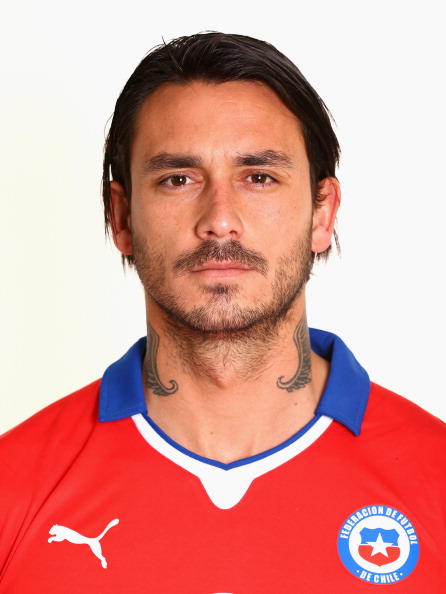 Chile Portraits - 2014 FIFA World Cup Brazil