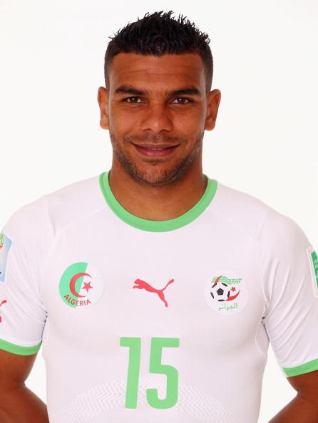 Algeria Portraits - 2014 FIFA World Cup Brazil