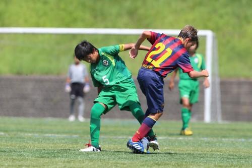 日本のジュニア世代が世界に挑戦…U-12サッカーワールドチャレンジ2014開催