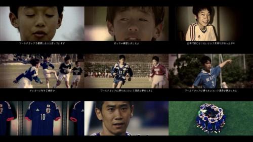 香川、内田、清武が夢を語る…少年時代の貴重な映像が公開