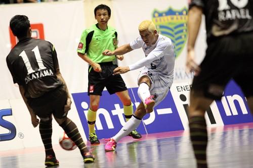Fリーグ2014/2015……浦安、名古屋、大分が連勝スタート。注目のすみだは2連敗。