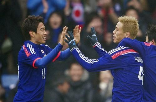 英紙が日本代表を評価「試合を見ても退屈しないと保証できる」