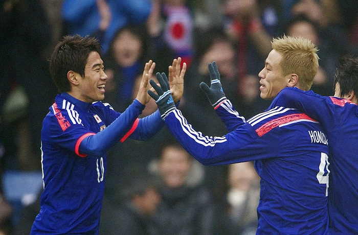 Friendly - Japan v Nederland