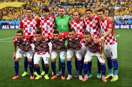 裸の写真を撮られたクロアチア代表がメディア取材を拒否、英紙報道
