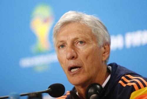 初戦に臨むコロンビア代表指揮官「我々は挑戦者としてワールドカップに挑む」