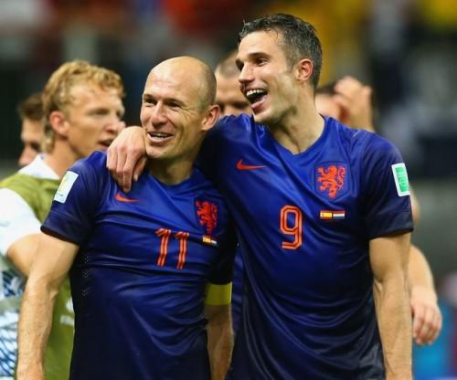 W杯GL終了、オランダの10発が最多…ギリシャは2得点で決勝Tへ