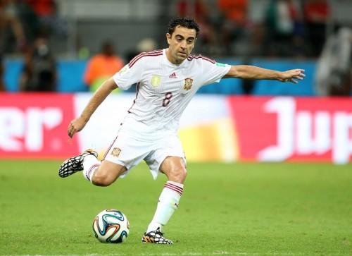 W杯初戦大敗のスペイン代表シャビ「サッカー人生で1番辛い敗戦」