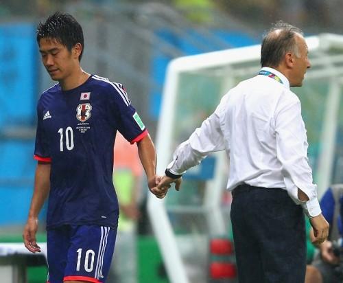 大手スポーツメディアがW杯日本戦のレビュー「香川は臆病だった」