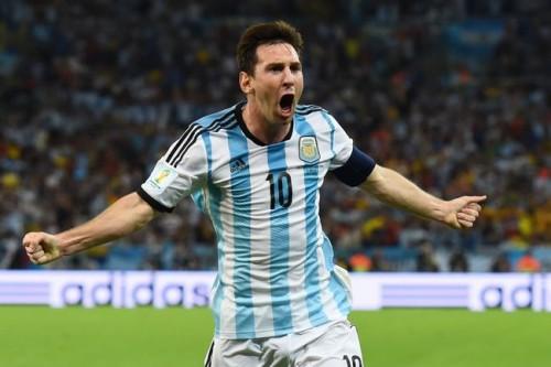 ボスニア撃破のアルゼンチン、決勝点のメッシがMOMに