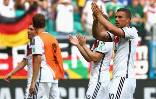 ドイツ代表、昏睡状態を脱したミハエル・シューマッハに捧げる勝利