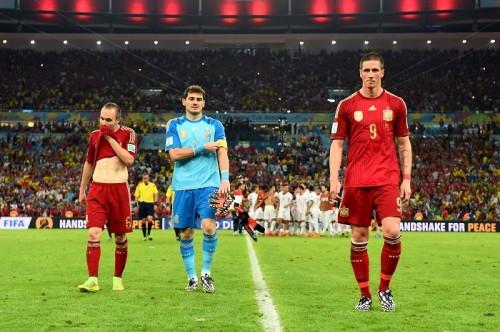 GL敗退の前回王者スペイン代表F・トーレス「勝つことに疲れていた」