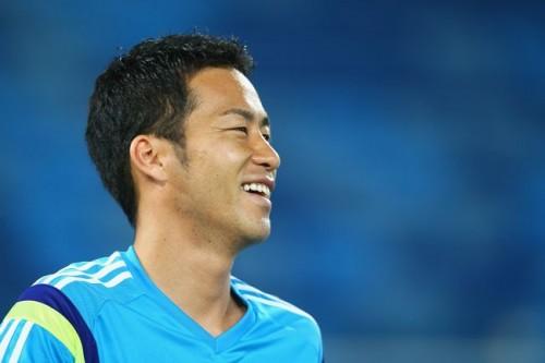 吉田麻也、ギリシャ戦へ抱負「走り切る覚悟を持っておかないと」