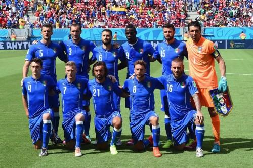 イタリアがGL最終節でシステム変更か…決勝T進出を懸けウルグアイと対戦