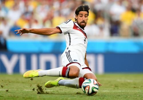 チェルシーがドイツ代表MFケディラに興味…W杯後に接触と英紙報道