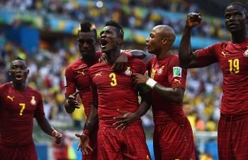 ガーナサッカー協会 | サッカー...