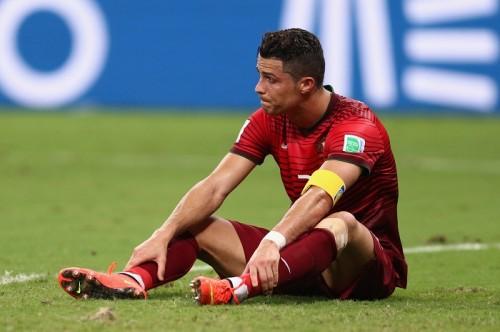 ポルトガル代表C・ロナウド「W杯優勝できるとは決して思わない」