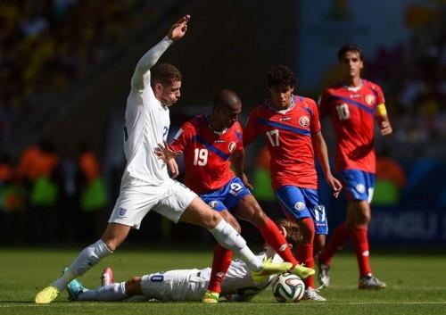 コスタリカがドロー、D組首位通過…イングランドは未勝利で敗退