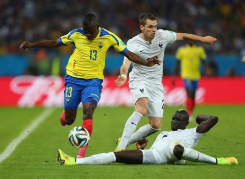 フランスがドロー、無敗でE組首位通過…エクアドルはGL敗退
