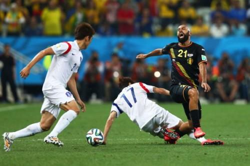 ベルギー代表のヴァンデン・ボーレ負傷でW杯離脱が決定