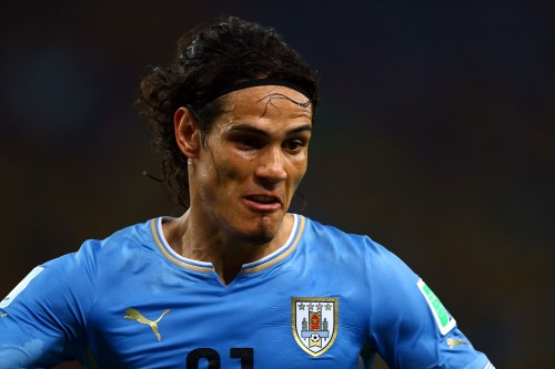 コロンビアに敗れ決勝T敗退のカバーニ「顔を上げて国へ戻る」