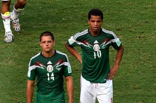 メキシコ代表ドス・サントス、判定に不満「有名チームに特別待遇」