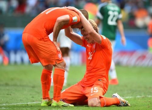 オランダの逆転劇に貢献したカイト「代表100試合目が父の命日だったのは偶然じゃない」