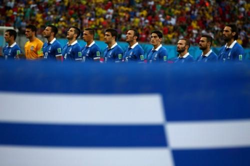 ギリシャ代表選手が追加報酬を断りトレセン建設費へ署名嘆願