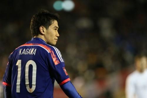 「10番」を背負う責任を語る香川「それを楽しんでプレーしたい」