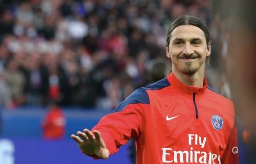 パリSGイブラヒモヴィッチがW杯予想「決勝はブラジルとイタリア」