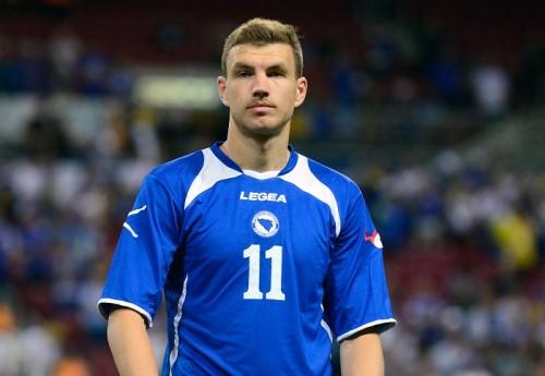 W杯ボスニア・ヘルツェゴビナ代表23名発表…マンCジェコなど選出