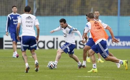 W杯アルゼンチン代表23名が決定…メッシら選出、バネガ落選