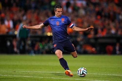 ファン・ペルシーが決勝弾…オランダが完封勝利、ガーナを撃破
