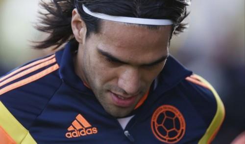 ファルカオ、落選…日本と対戦のコロンビアがW杯メンバー23名発表